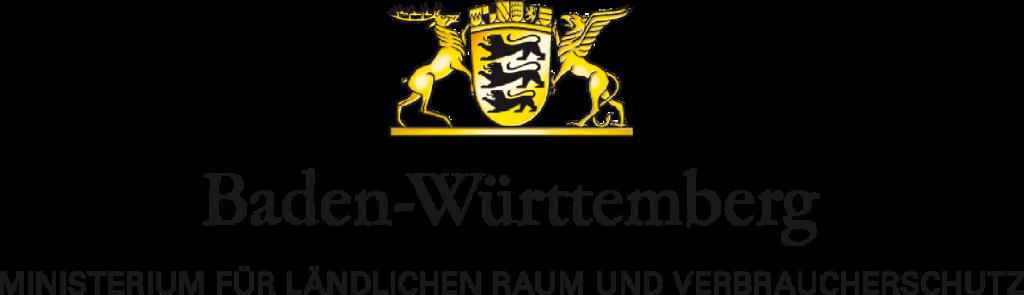 Auf dem Bild ist das Logo des Ministeriums für Ländlichen Raum und Verbraucherschutz zu sehen.